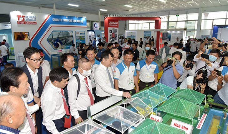VietShrimp 2021 organized successfully